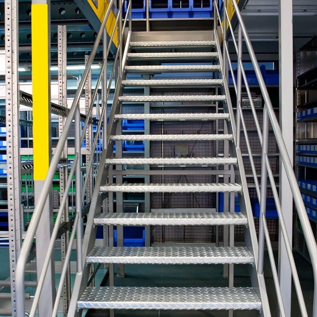 Escaleras de Emergencia y seguridad